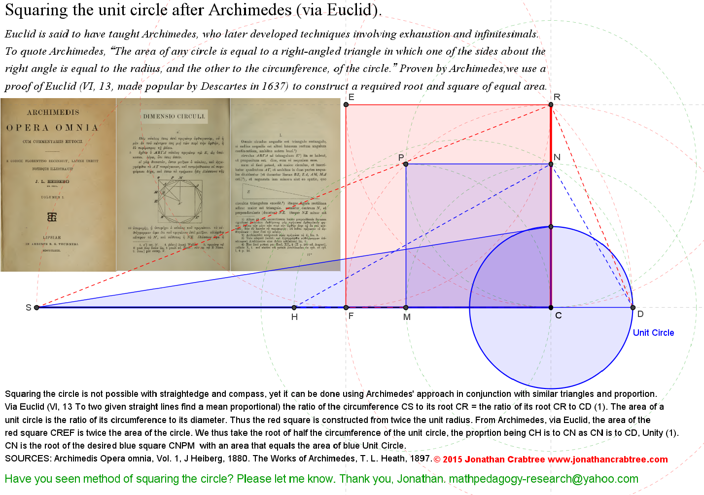 Archimedes-Euclid-Shapes